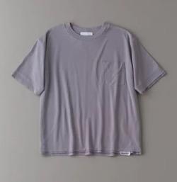 ムラサキのTシャツ